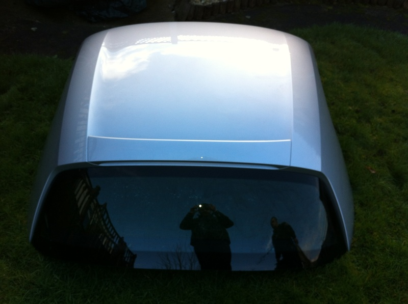 E85 Z4 Hardtop For Sale Mint Condition Silver Z4 Forum Com